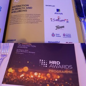 HRD Awards programme